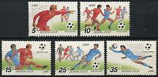 La Russie 1990 SG # 6144-8 coupe du monde de football neuf sans charnière set #d 4343