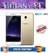 MEIZU MX6 GOLD. 3GB RAM 32GB ROM. MEDIATEK HELIO X20. ¡ROM OFICIAL EN ESPAÑOL!