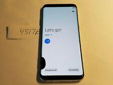 Samsung Galaxy S8 SM-G950U - 64GB - Arctic Silver (Sprint) (4317B)