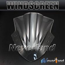 D/ Bubble Windshield WindScreen for Kawasaki Ninja 300 EX300 2013-2015 13 Clear