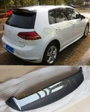 Factory Style Spoiler Wing ABS for 2014-2017 VW GOLF 7 VII 7 MK7 fiber Non-GTI