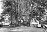 """AK, Turow Kr. Grimmen, """"Wasserburg"""", Haus d. Landeskirchlichen Gemeinschaft 1987"""