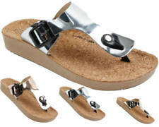 Rutschfeste Damen-Sandalen & -Badeschuhe mit mittlerem Absatz (3-5 cm)