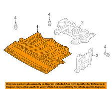 NISSAN OEM 03-09 350Z Splash Shields-Lower Cover 75892CD00A
