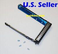 "2.5"" SAS SATA Tray Caddy For HP Proliant ML350e ML310e SL250s Gen8 G8 651687-001"