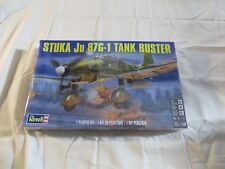 Revell 1:48 Stuka Ju 87G-1 Tank Buster Model Kit 85-5270 SEALED