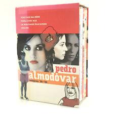 Pedro Almodovar Coffret 4 DVD L'intégrale 98 / 06 (1998 2006) Tout sur ma mère..
