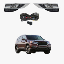 Fog Light Kit for Honda CR-V RM Series 2 15-17 with Wiring & Switch US model