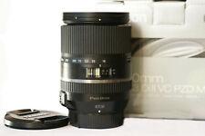 Tamron 16-300mm Auto Focus Lens with VC Piezo for Nikon Model B016, Hood, Instr.