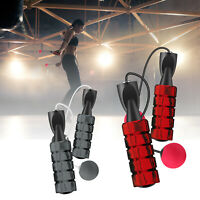 Ropeless Jump Rope jumping Cordless Weighted Skipping Speed Exercise Fitness Gym