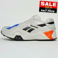 HALF PRICE Reebok Classic Aztrek Mens Retro Running Shoes Casual Trainers