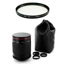 Albinar 500mm f8 Mirror Lens for Nikon D5100 D7000 D200 D100 D80 D70s D80 D3200