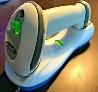 Symbol Motorola LS4278 cordless wireless bluetooth barcode scanner + 2 BATTERIES