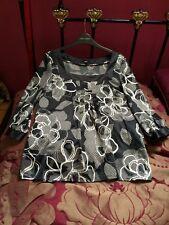 Per Una Blouse Size 12 Immaculate