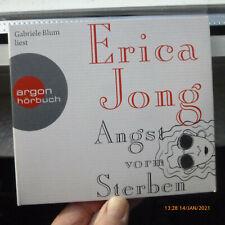 Angst vorm Sterben von Erica Jong - 9783839814611 - 6 CDs G. Blum - 1x gehört.