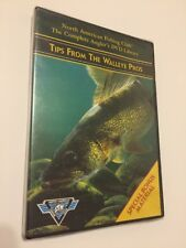 Tips From The Walleye Pros - North Ameriacn Fishing Club Angler DVD