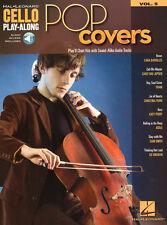Pop Covers Cello Play-Along #5 Violoncello Noten mit Download Code