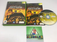 Batman Rise of Sin Tzu Microsoft Xbox Original Tested Complete Free Postage
