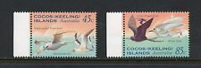 Cocos Island 1995 #3001- birds 2v. Mnh I271