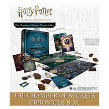 Harry Potter Miniatures Adventure Game Chamber of Secrets Chronicles Box