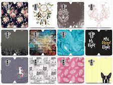 Mobiwear Book Handy Tasche Flip Case Motiv Cover Hülle Huawei Mate 10 Pro