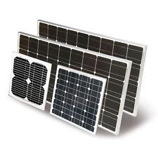 Solarpanel Solarmodul 12V Monokristallin Solarzelle Photovoltaik Solar Mono 12 V