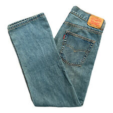 Levi's 550 Boy's 18R Size 29x29 Relaxed Fit Blue Jeans 18 Regular