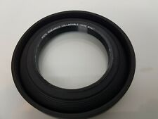 HOYA 62mm WIDE ANGLE COLLAPSIBLE RUBBER LENS HOOD.