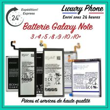 Batterie Interne Samsung GALAXY Note 3 4 5 8 9 10 10+ 100% Neuve Compatible ⚡️