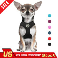 Mesh Confortable Dog Harness Multi-colored Pet No-pull Pet Vest Harness XS,S,M,L