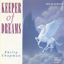 PHILIP CHAPMAN Keeper Of Dreams - 1990's UK RI CD - New Age / Healing / Ambient