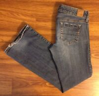 Women's American Eagle Jeans Size 4 Short 4S Favorite Boyfriend Low Rise