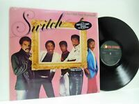 SWITCH am i still your boyfriend LP EX+/EX TEL8-5701, vinyl, album, soul, disco