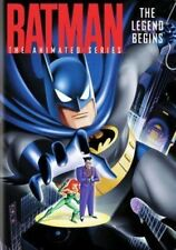 Batman Animated Series Legend Begins 0883929087075 DVD Region 1