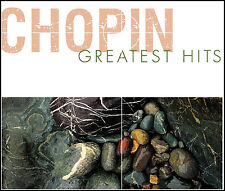 """CHOPIN """"Greatest Hits"""" * NEW Factory Sealed CD * 2009 Sony Music * USA pressing"""