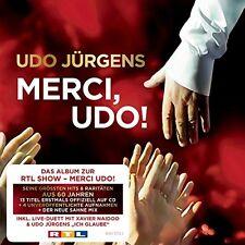 UDO JÜRGENS - MERCI,UDO!  2 CD NEW+