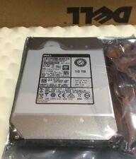 DELL ENTERPRISE 10TB SAS 12GB 512e 7.2K 07FPR HGST 0F27398 HUH721010AL5200