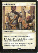 mtg Magic 1x Mobilization ( Movilizacion ) English NM- Commander