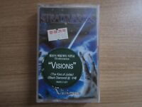 STRATOVARIUS / VISIONS, 2000 RARE ORIG KOREA SEALED CASSETTE TAPE