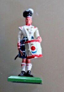 Soldier Figurine Lead Highlanders William Grant & Sons Scotland Kilt