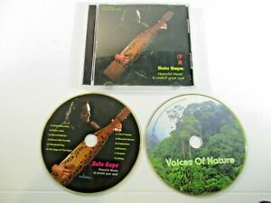 Solo Sape Peaceful Music To Enrich your soul Wisdom Yoga Tuyang Tan Ngan 2 CDSet