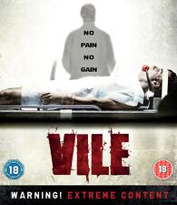 Vile Blu-Ray | (Maya Hazen) (Akeem Smith) (2011) (Horror)