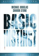 Basic Instinct [New DVD] Ultimate Edition, Unrated, Widescreen, Dolby, O-Card