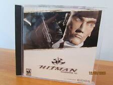 HITMAN: CODENAME 47 GAME CD BY EIDOS & IO IN-INTERACTIVE 2000