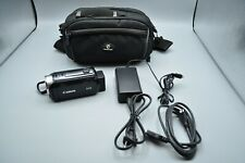 Canon Hf R400 Camcorder - with charger and battery Tested Works Great
