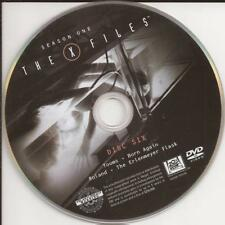 The X-Files (DVD) Replacement Disc Season 1 Disc 6 U.S. Issue Disc Only!