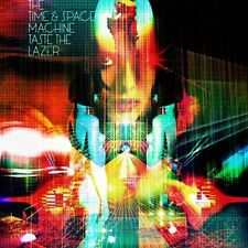 Time and Space Machine - Taste The Lazer [CD]