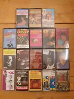 audio music cassette tapes bundle joblot x 18 as pictured mct04