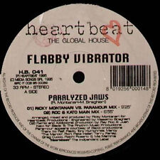 FLABBY VIBRATOR - Paralyzed Jaws - 1995 Heartbeat Italy - HB 041