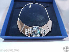 NIB Swarovski Jewelry Shogun Torque Necklace 1160452